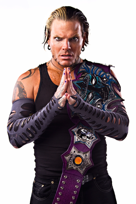 Jeff Hardy cd release party