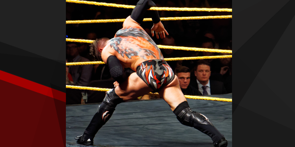 wwe nxt live event