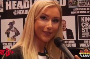 Noelle Foley Cosplays As Asuka For Halloween; Beth Phoenix Pulls For Women's Tag Titles
