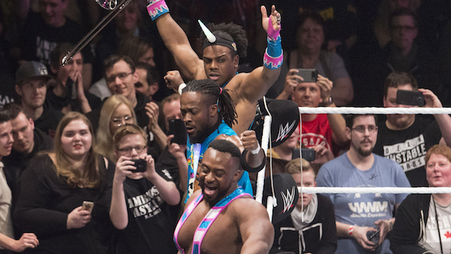 Wwe Tag Team Title Match Announced For Raw Tomorrow Night Wrestlezone