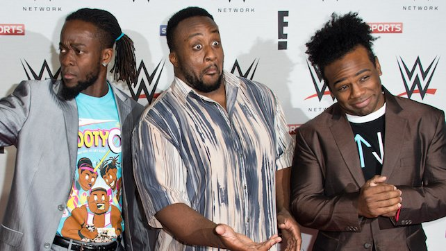 Big E Says The New Day Will 'Take Care Of The Butt' At Extreme Rules, Kofi Kingston Throws First Pitch At MLB Game (Video)