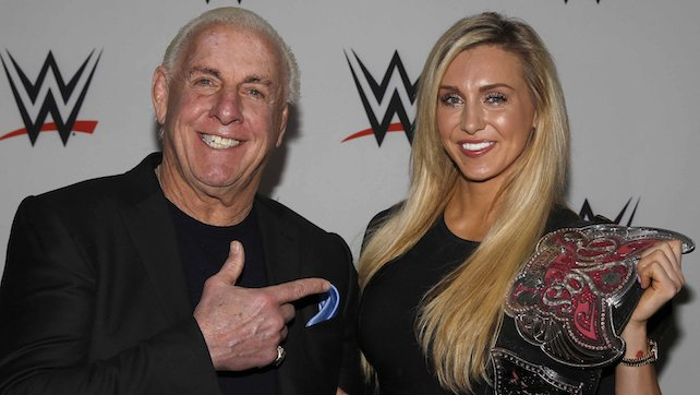 Charlotte Flair Reunites With Tony Schiavone To Talk Her New Direction, Becky Lynch & Future Opponents