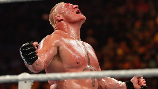 Brock Lesnar's 5 Greatest Matches In WWE