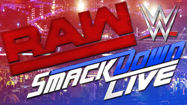 wwe reveals brand new logos for raw & smackdown live