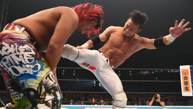 New Japan Gives An Update On Hiromu Takahashi's Condition