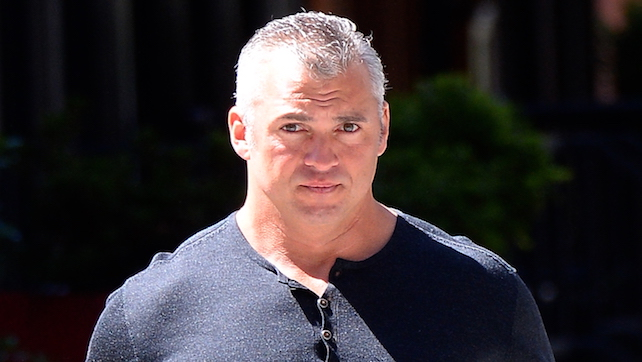 WWE Says Shane McMahon Is Hospitalized Due To Bout With Diverticulitis