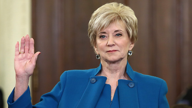 Linda McMahon Offers Advice To Women (VIDEO); Which WWE Superstars Were NFL Draft Picks?