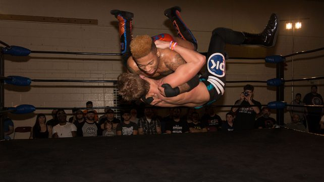Lio Rush Officially Manager Of Bobby Lashley (VIDEO), LA Park To Appear At AAW