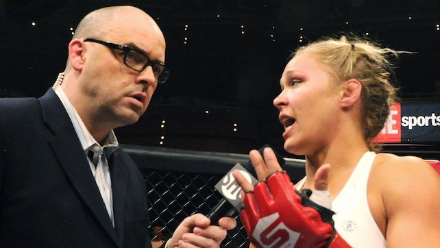 Does Ronda Rousey Own The Trademark For Her 'Rowdy' Name?, Note About Her Entrance Theme Song