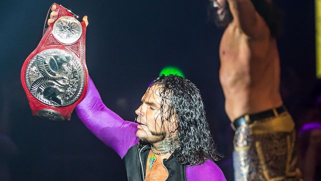 A Closer Look At Jeff Hardy's US Championship Win, A Preview Of Bruce Prichard's WWE Network Show