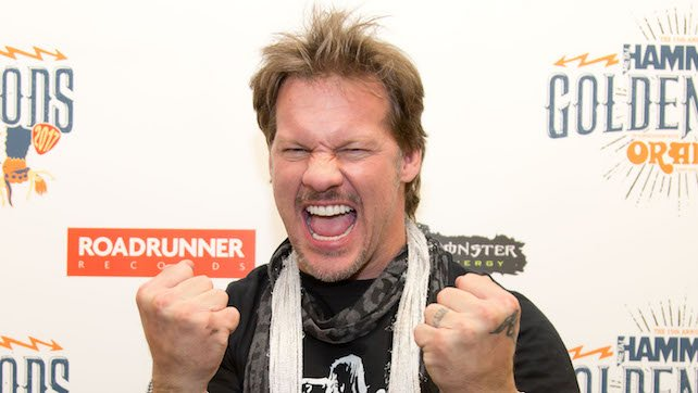 Chris Jericho Reveals New T-shirt; Doug Williams Believes He Can No Longer Perform At Top Level