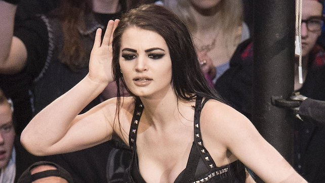 Why Paige Was Backstage At WWE RAW Last Night, The Shield Face AOP & Baron Corbin (Highlights)