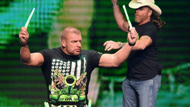 DX Outsmart The Brothers Of Destruction Ahead Of Crown Jewel