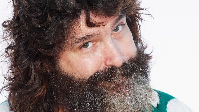 Mick Foley vs Jason Voorhees; Pentagon Pals Around With WWE Hall of Famer