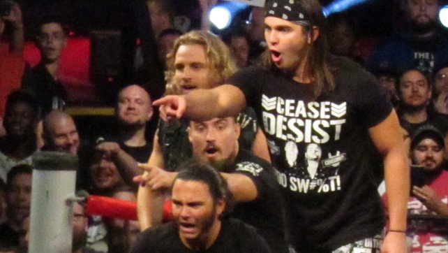 'Being The Elite' Is Back For The First Time Since All In