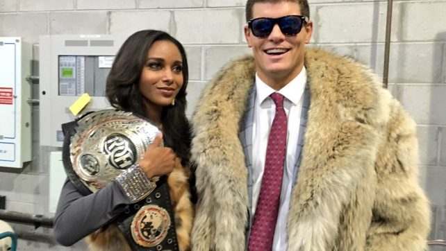 Cody Rhodes Reveals The Date For 'All In' Event; Teases Omega & Amell