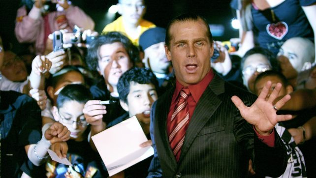 HBK Comments On Man Being Thrown Through Barbershop Window; Hogan Remembers Macho Man