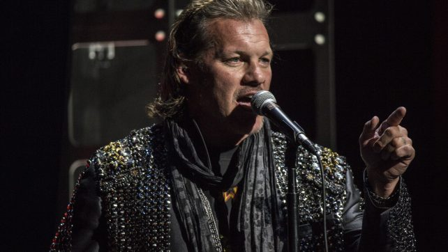 Chris Jericho Reflects On WK12 Entrance (Photo), Charlotte Flair Responds To MMC Team Name Suggestions