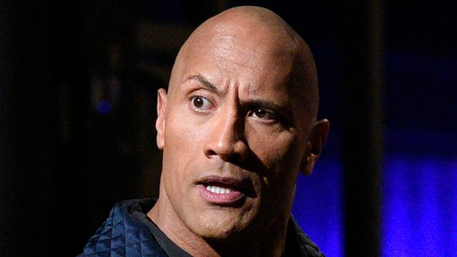 The Rock name