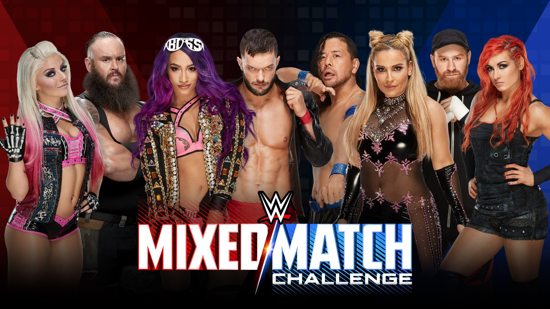 WWE Mixed Match Challenge Week 4 Results