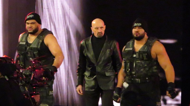 Authors Of Pain and Paul Ellering