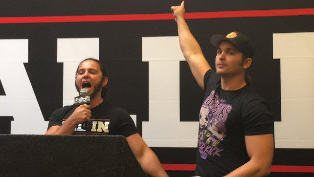 Following G1 Special Match The Young Bucks Tease Winning The WWE Tag Titles Without Ever Signing w/ WWE, Talk Bullet Club's Future, More