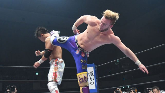 NJPW Road To Destruction Results (9/7) Live In Progress
