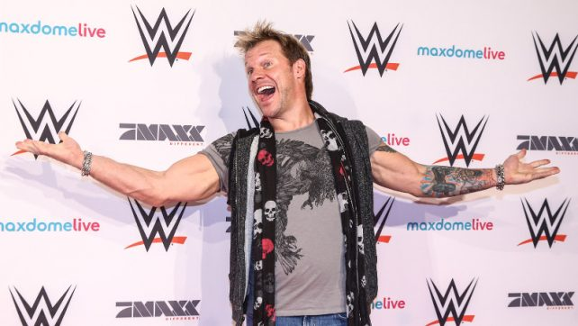 Why Chris Jericho Broke His Own Rule To Appear At All In