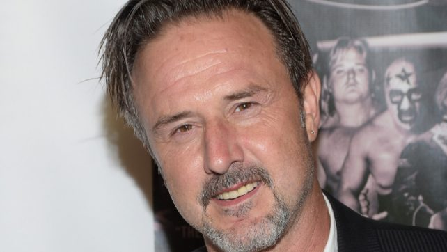 David Arquette On Reaction To Deathmatch Injury, Why He Returned To Wrestling