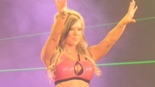 Madison Rayne Reveals Why She Chose ROH Over WWE & Talks A Potential Dream Match W/ Alexa Bliss