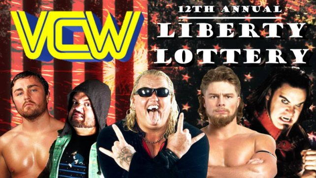 Vanguard Championship Wrestling's 12th Annual Liberty Lottery On July 28th feat. Pillman Jr, Gangrel, Swoggle, More (Full Details)
