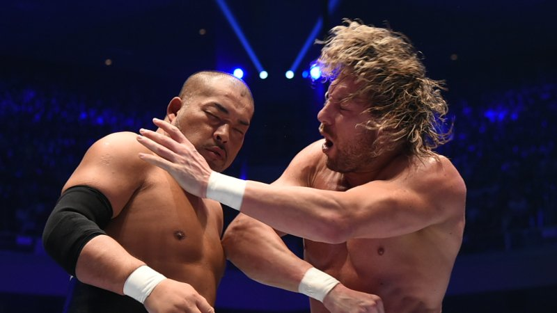 NJPW Road To Destruction Tour (9/7) Full Card & Viewing Info
