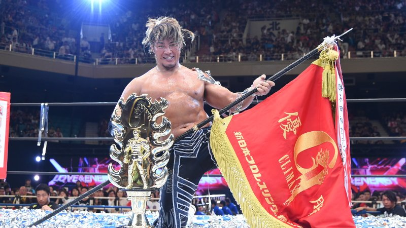 NJPW Road To Destruction Results (9/9) Live In Progress