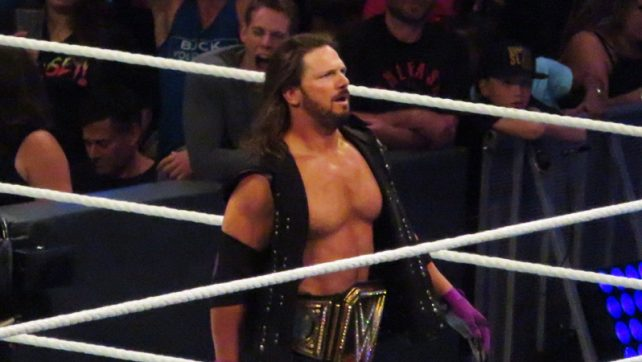AJ Styles' Message Ahead Of Hell In A Cell, Buddy Murphy Faces Gran Metalik (Video)