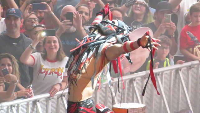 Finn Balor On A Potential Move To SmackDown, Future Match W/ AJ Styls, & The Current Challenges Of Transforming Into The Demon
