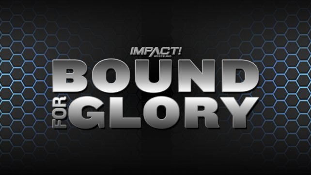 Bound For Glory Sells Out