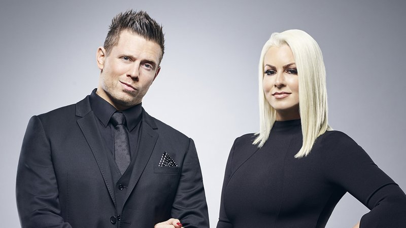 The Miz And Maryse On How They Met