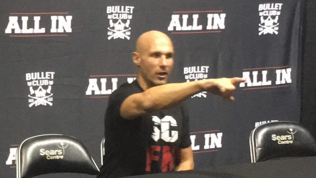 Christopher Daniels Gives Massive Respect To Stephen Amell; Brandi Rhodes With John Mayer