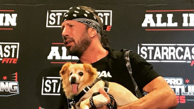 Sean 'X-Pac' Waltman Talks About Life On The Road And His Current Health