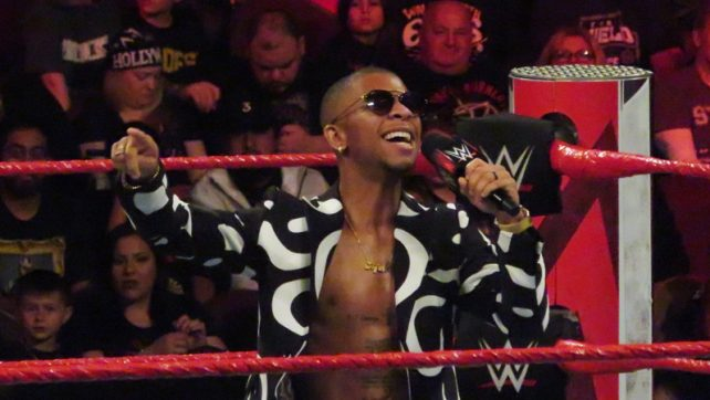 Lio Rush Puts On A Show, Heath Slater Remembers Better Times Ahead Of Survivor Series