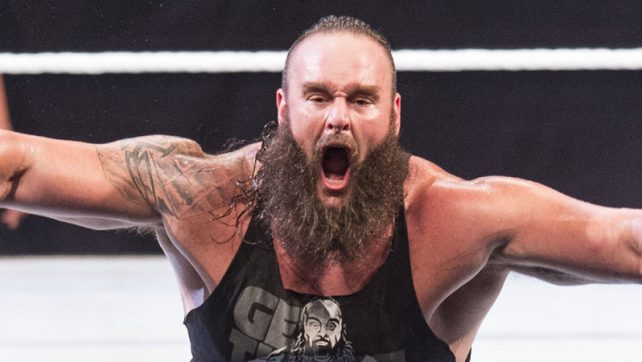 Braun Strowman And Ember Moon Focused On The Royal Rumble
