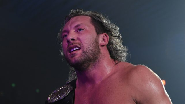 Kenny Omega Talks All Things Gaming, WWE Confirm Holiday Week Schedule