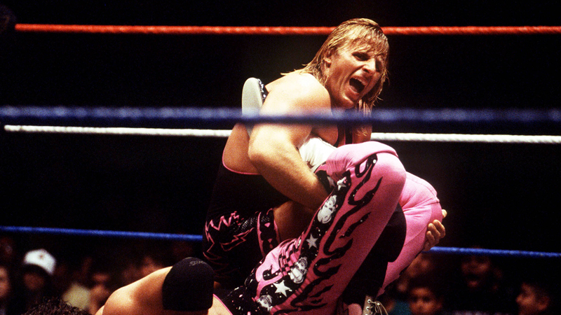 owen hart dark side of the ring