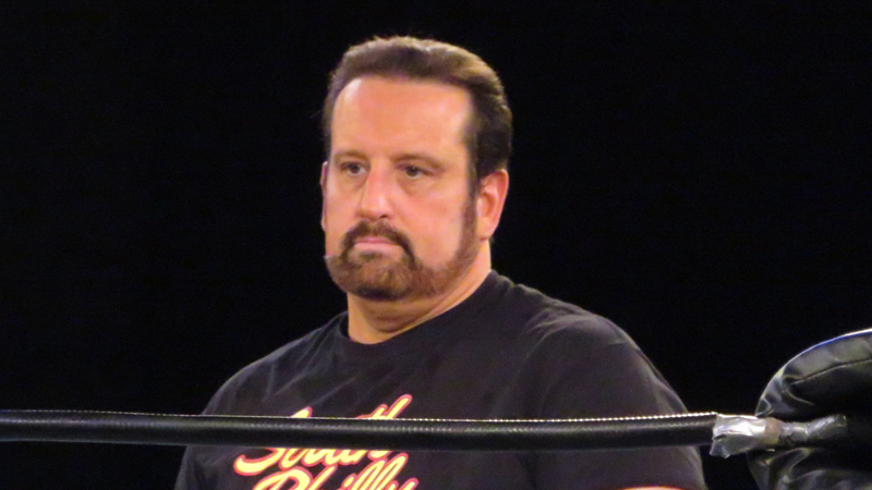 IMPACT Tommy Dreamer
