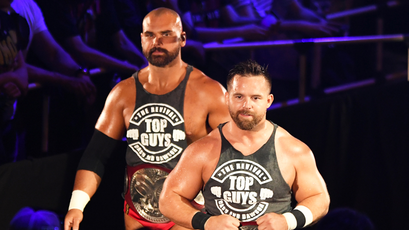 the revival dash wilder