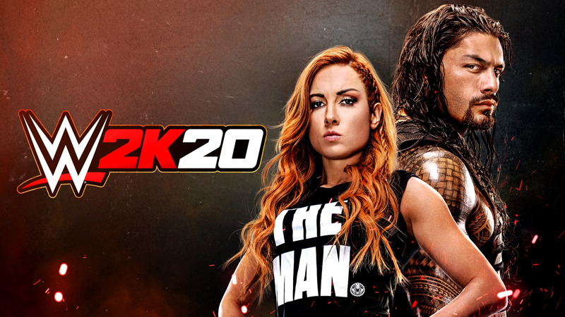 WWE 2K20 Unplayable After '2020' Glitch; 2K States Issue Resolved
