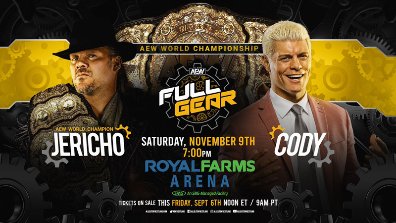 AEW Full Gear Results