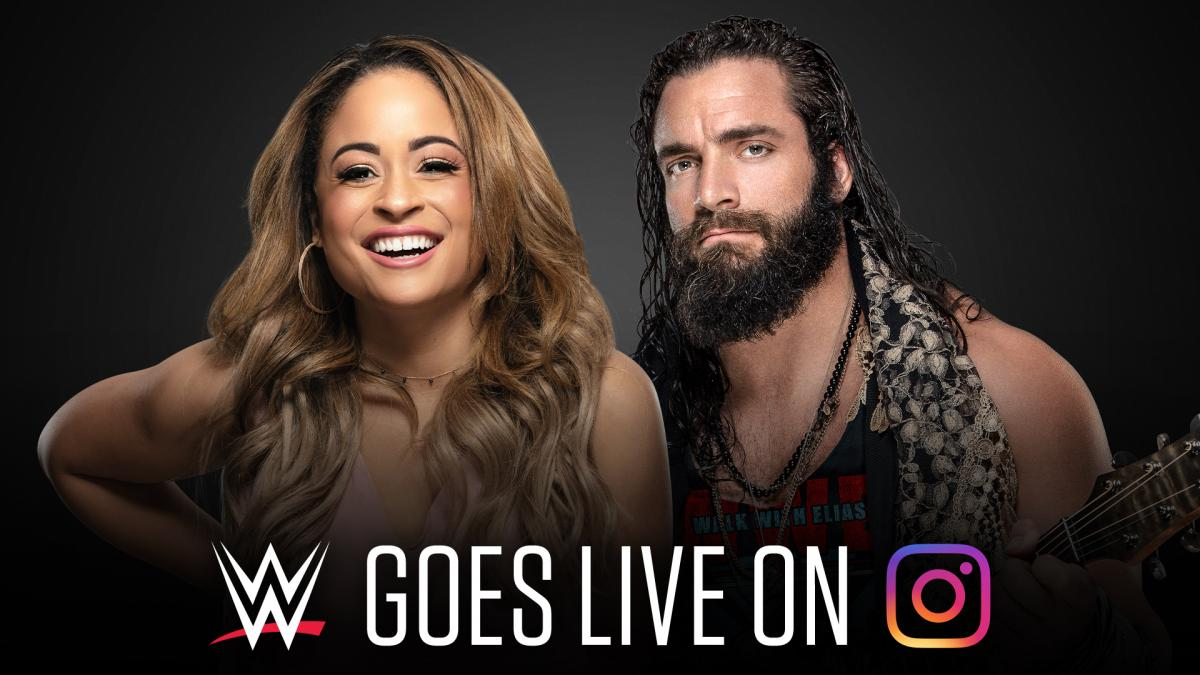 WWE Instagram