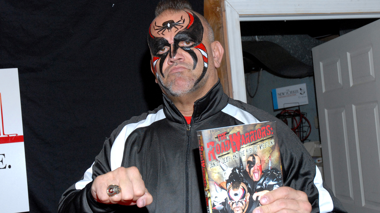 Road Warrior Animal Dies At Age 60