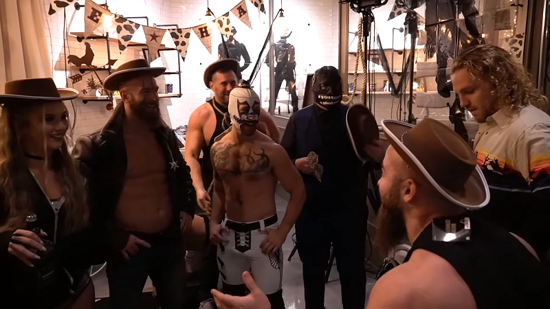 Being The Elite Cowboy Day
